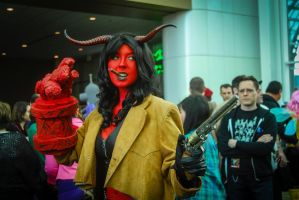 Hellgirl At ECC 3 by BangBangNeko