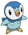 Piplup by Mighty355