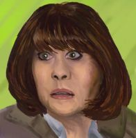 Sarah Jane Smith by my-ain-sel