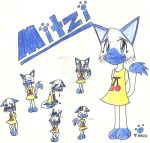 Mitzi Doodles by AnimalCrossing-Club