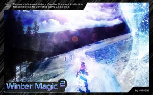 Winter Magic 2 Wallpaper Pack by 878952