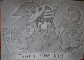Death The Kid II by I-Love-Ghost-Writer