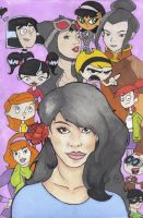 Grey Delisle by ccootttt