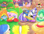 We Will Fight To The End by Kirby-of-Fire