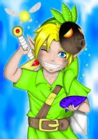Young Link by Fangterry