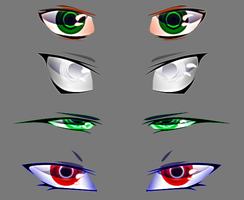 Eyes by Diaminerre