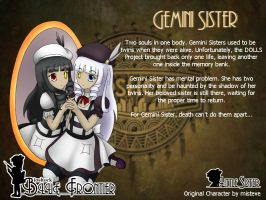BF: Gemini Sister by Alice13th