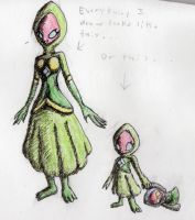 Flatwoods Monster Girls by Protoeyesore