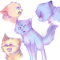 Cat Sketches by SoulCats
