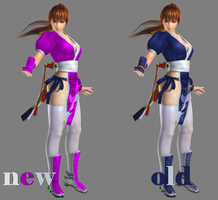 dead or alive kasumi outfit edit 2 by deangagaTR
