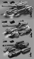 Tank concept by gunsbins
