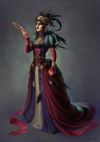 Evil Queen by Jasinai