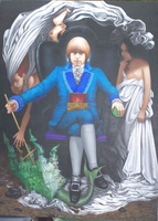Brian Jones by kolaboy