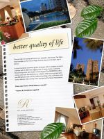 print ad The Residence 2 by febriamar