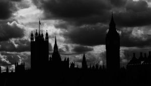 No place like London by BloodandGasoline