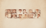 Happy Belated New Year from EXO by Byakushirie