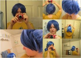 Juvia Wig Testing by Holly-Batali