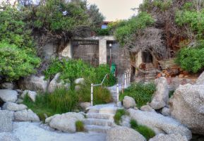 path from the beach by cnrd