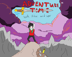 ADVENTURE TIME: With Alex And Viper by RoyalCanterlot-RPS