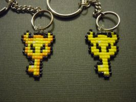 Boss Key Comparison in Artificial Light by Pixelosis