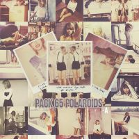 Taylor Swift 1989 Polaroids pack by VampireLavigne