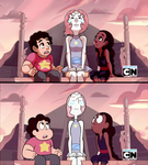 Steven Universe - Sworn to the sword by AderiAsha