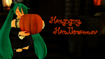 MMD ~ Happy Halloween =D by Kurochi-Aka-Chan