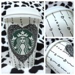 Starbucks Cup Doodle #9 by isnani