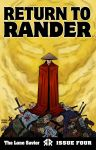 Return to Rander Issue #4 Cover by sedani