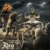 Tribute to Dio by Ink-Orporate
