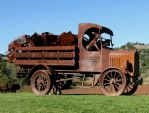 Calistoga Mineral Water Truck by Earthmagic