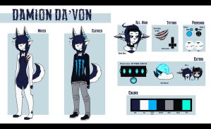 Damion Da'Von Reference 2015 by Ataraxii