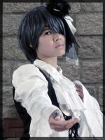 -Take my Hand- Ciel Phantomhive by KT-ExReplica