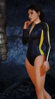 Lara's wetsuit by FourtyNights90