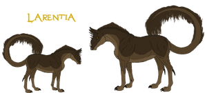 Larentia Ref. by Cerulean-Sky-Stables