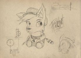 Ratchet Sketches by SilverwolvesForever