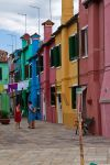 Colorful Burano II by Bozack