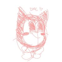 Bendy Doodle by TheDMCArts