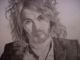 Russell Brand by roksmysoks