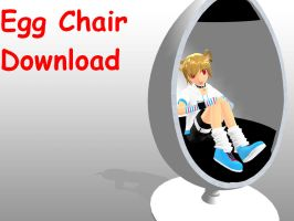 Egg Chair DOWNLOAD by RiSama