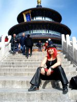 Temple of Heaven by yapi