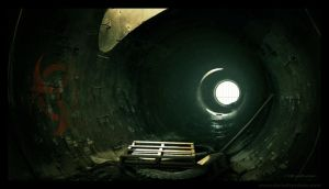 Outfall Tunnel by Spex84