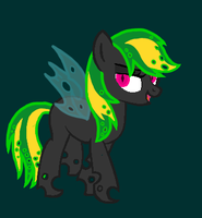 Changeling Summer Breeze by 1mbean