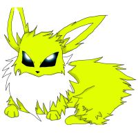 Jolteon c: by strangmusicobsession
