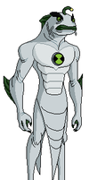 Ben 10 Ultimate Alien-Ripjaws by Ben10Universe