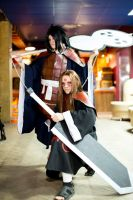 Cosplay  Hashirama Madara 162 by NakagoinKuto