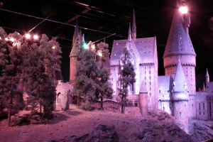 Hogwarts Model 8 by MissNuttyTree
