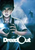 DreadOUT - Game Cover by Chris-Darril
