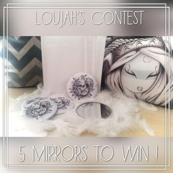 Facebook Contest by LouJah