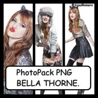 Bella Thorne Pack PNG. by AzuulConMuchoSwag